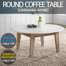 SO Cevo Round Coffee Table