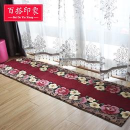 Door carpet entrance door mats living room bedroom bathroom mats in the Hall bar pratunam pad custom