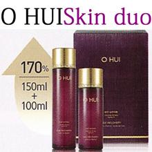 [LG Life Health] Korean Cosmetics / Renewal / O HUI Age Recovery Skin Duo Set / Baby Collagen / Star Anti Aging / Wrinkle / Elasticity / Age recovery skin duo set