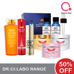 DCL - 50% OFF! Dr Cilabo official stocks - Clearance everything got to go!