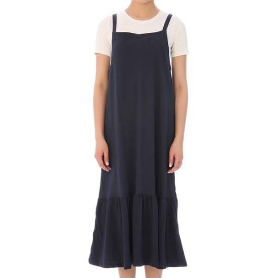 ジェイケイシャッフルナシワンピースJKG5OP76B 面ワンピース/ 韓国ファッション