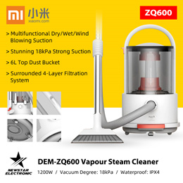 Xiaomi Deerma Wet and Dry Multifunctional Bucket Vacuum Cleaner TJ200