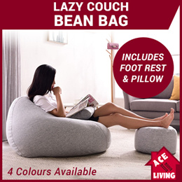 Lazy Couch Bean Bag