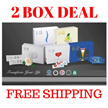 【2Boxes Deal】V2(Virginal Quenn) ~K-II K2(AK2) NEW PACk ~R2(Forever Young) ~F2(Fitness Excellence)~ SAVE MORE USING COUPON