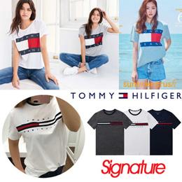 9926fc4d7ce6 COUPON   TommyHilfiger  ♥100% Authentic in KOREA♥ BIG logo Unisex T Shirt