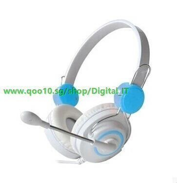 Headset with microphone headset Headset computer game- laptop keyboard ec5a0541a9