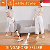 💖LOCAL SELLER💖[Xiaomi Deerma Floor Mop Water Spraying Sweeper] Mijia Floor Cleaner Carbon Fiber