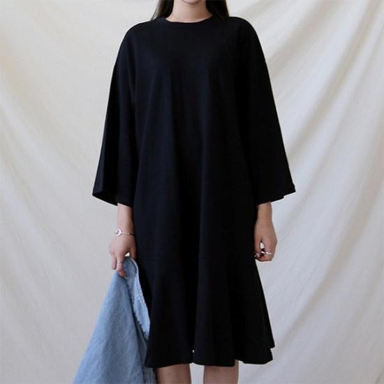 チョアジからヘンリー・ワンピース 綿ワンピース/ 韓国ファッション