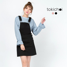 TOKICHOI - Denim Overalls-172108-Winter