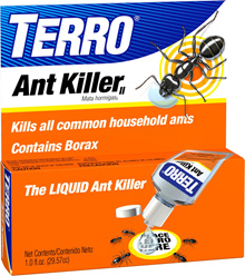 Terro Liquid Ant Killer and Liquid Ant Baits - Kill all common household ants.