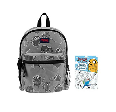 Qoo10 adventure time finn jake backpack with dude it yourself adventure time finn jake backpack with dude it yourself journal book 2 pc bundle solutioingenieria Choice Image