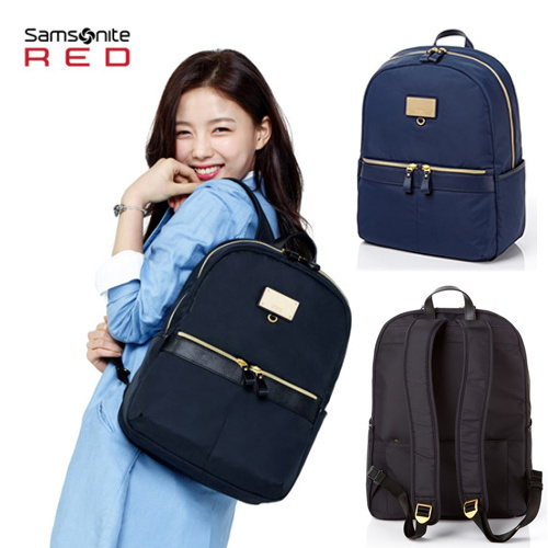 [Samsonite RED] For Woman Casual Daily Backpack Deals for only S$309 instead of S$0