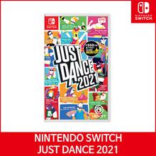 [Ready Stock!!] Nintendo Switch JUST DANCE 2021