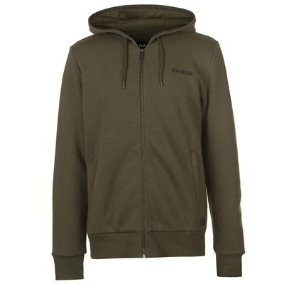 2665fd324 [Firetrap] Mens Brunel Hoody Hoodie Long Sleeve Hooded Casual Top Full Zip  Fastening Ribbed