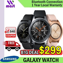 (Bluetooth Version) Samsung Galaxy Watch 42mm / 46mm (1 Year Samsung Local Warranty)