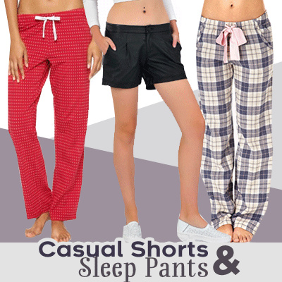 New Collection! Women Short Twill And Denim Deals for only Rp65.000 instead of Rp65.000