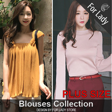 ♥Free Gift♥17th Nov Update New Arrivals♥ Casual Tops / Shirts / Blouses / Tops / Plus Size