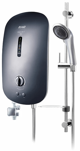 ALPHA INSTANT WATER HEATER --- Hand Shower SMART 18E