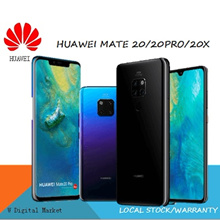 Huawei Authentic Mate 20 /20 Pro/ 20X Smartphone / 6GB+128GB/Local Set with 2 Years Local Warranty