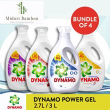 [Midori Bamboo] Carton Sales (4 Bottles) Dynamo
