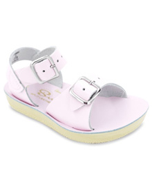 Saltwater Sandals Surfer Shiny Pink