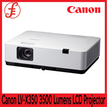 Canon LV-X350 3500 Lumens LCD Projector