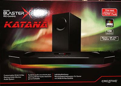 Qoo10 - Blackweb 21 Gaming Soundbar with Wireless Subwoofer