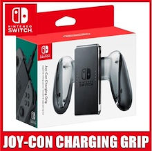 [Nintendo Switch] Nintendo Switch Joy- Con Charging Grip _The Cheapest Price in Qoo10
