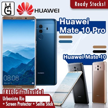 HuaWei Mate 10 | Mate 10 Pro | Leica Dual lens I AI Processor l 4000mAh battery l Super Charge