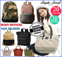 【BUY 2 FREE SHIPPING】Original Factory Authentic❤Japan Legato Largo backpack/Mummy package
