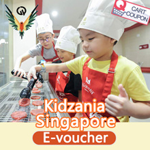 [VOUCHER PROMO]KidZania Singapore Kids worldkid's hands-on entertainment