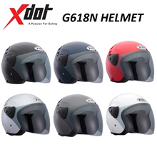 X-Dot Open Face Helmet/Motorcycle Helmet/G618N Helmet/Open Face Helmet/X-Dot Helmet