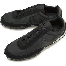 [Japan genuine] NIKE Nike sneaker men's WAFFLE RACER 17 waffle racer 17 black / black / pure platinum (876255-005 HO 17)