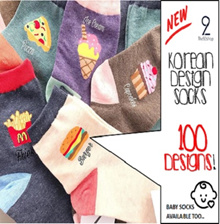 *MAY NEW ARR!* ★ADULT/BABY/BASIC Buy6+1Free★양말T92 KoreanDesignSocks Women/Men/Basic/Sleeping/Baby