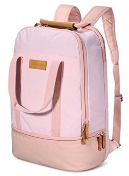 [AMBER & ASH] 15.6 Inch Laptop Backpack for Women Men Travel, Work and College