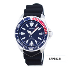 *APPLY SHOP COUPON* Seiko MADE IN JAPAN Samurai Prospex Automatic Watch SRPB53J1. Free Shipping!