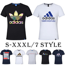 All Flat Price◆A.D Men Short Sleeve T shirts◆Tops/Cotton/Comfortable n Casual/Sports/M-3XL sizes