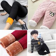chidren leggings/kids Girls winter pants thermal wear sports women/ladies jacket