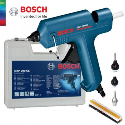 Bosch PKP18E Professional Glue Gun 200W Heating 11mm PKP 18 E