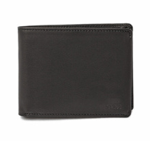 Tumi purse TUMI fold wallet / global coin wallet CHAMBERS 012637D black unused [pre]