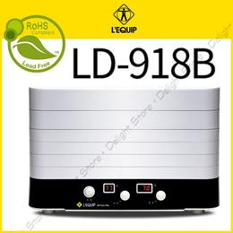 Lequip Korea LD-918B 6 Tray Food Dehydrator Warmer for Home