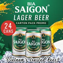 [Beer Around The World] Bai Saigon 4.3% 330ml x 24can (exp Dec 2017)