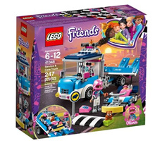 LEGO 41348 Friends: Service and Care Truck