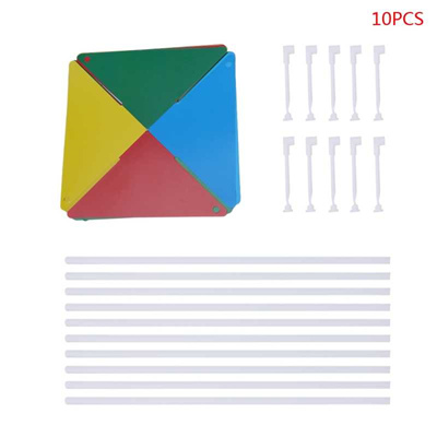 Outlet 10set Windmill Pinwheel Wind