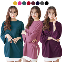 [PLUS SIZE] KOREA STYLE ★ EASY TOP COLLECTION