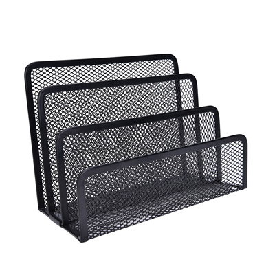 Swell Black Mesh Letter Sorter Mail Document Tray Desk Office File Organiser Business Storage Download Free Architecture Designs Intelgarnamadebymaigaardcom