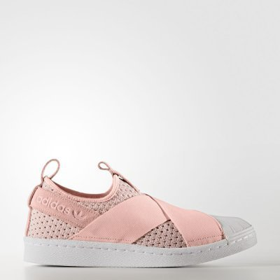 Qoo10 -  adidas  Womens Originals  SUPERSTAR SlipOn W  BB2122   Shoes f1f0241c0bdf2
