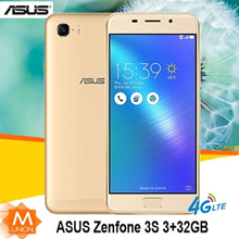 [Super Sale] Asus Zenfone 3 Max ZC520TL | 3+32G 5.2 inch | International Version |Free Warranty