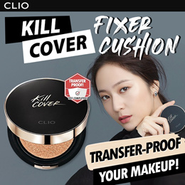 CLIO Lowest Price Kill cover Conceal /Ampule /Founwear XP/ Glow / Water Grip / (Cushion + Refill)