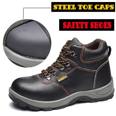 4bcb97ba6b8 Men safety shoes boots deodorant breathable summer work shoes Baotou Steel  anti-smashing anti-pierci